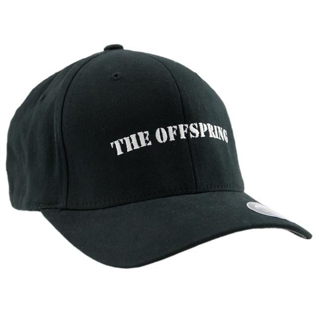 The Offspring Block Letter Hat