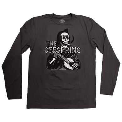 The Offspring Skeleton Long Sleeve Tee