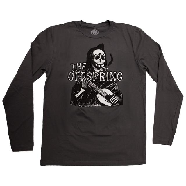 The Offspring Skeleton Long Sleeve Tee