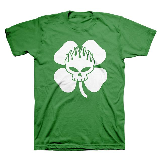 The Offspring St Paddys Clover Tee
