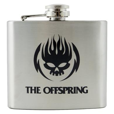 The Offspring Logo Flask