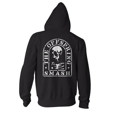 The Offspring Smash Tombstone Hoodie