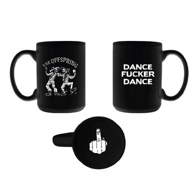 The Offspring Dance Fucker Dance Mug