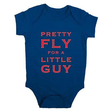 The Offspring Pretty Fly Little Guy Babysuit