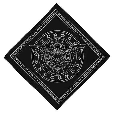 The Offspring Black Wings Bandana