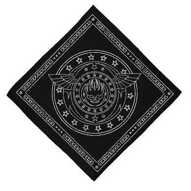 The Offspring Black Wings Bandana