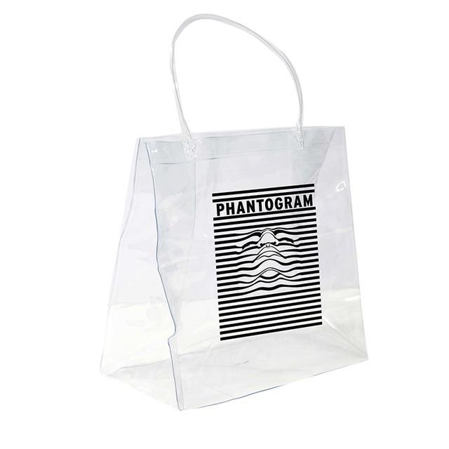 Phantogram Transparent Bag