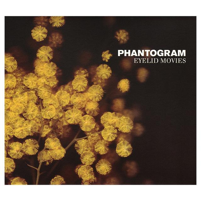 Phantogram Eyelid Movies LP (Vinyl)