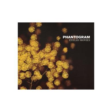 Phantogram Eyelid Movies CD