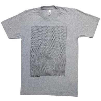 Phantogram Grey Pattern Square Tee