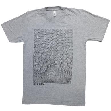 Phantogram Grey Pattern Square Tee