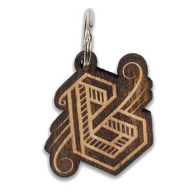 Phantogram BIG GRAMS Wooden Keychain
