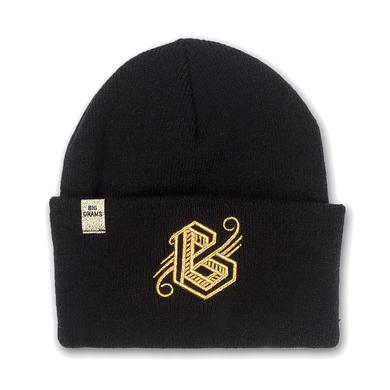 Phantogram BIG GRAMS Gold Logo Beanie
