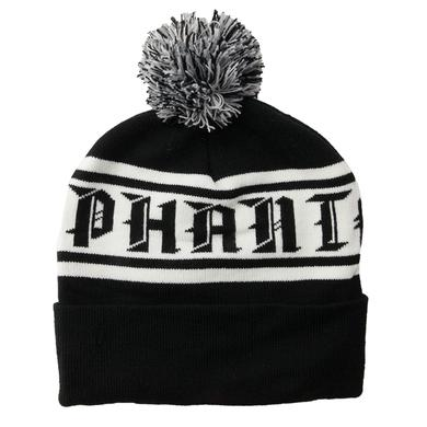 Phantogram Holiday 2017 Pom Beanie
