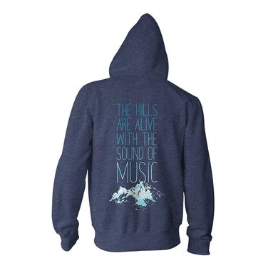 SOUND OF MUSIC The Hills Are Alive Hoodie