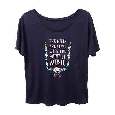 SOUND OF MUSIC The Hills Are Alive Tee
