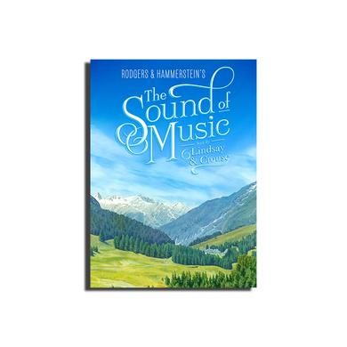 SOUND OF MUSIC Logo Magnet