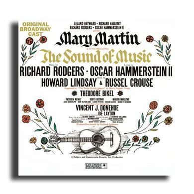 SOUND OF MUSIC Original Broadway Cast CD
