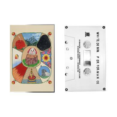 White Denim Performance Cassette