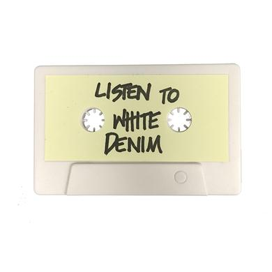 White Denim USB Tape