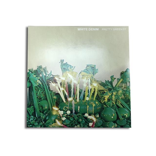 White Denim Pretty Green EP
