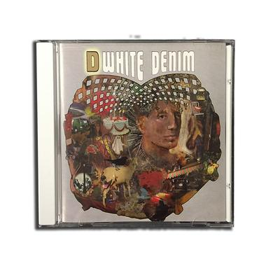White Denim D CD