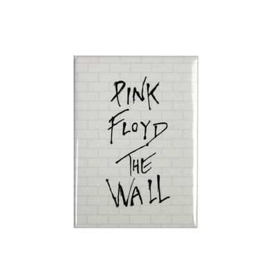 Roger Waters The Wall Bricks Logo Magnet