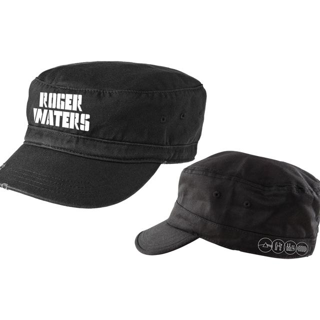 Roger Waters Icons Military Cap