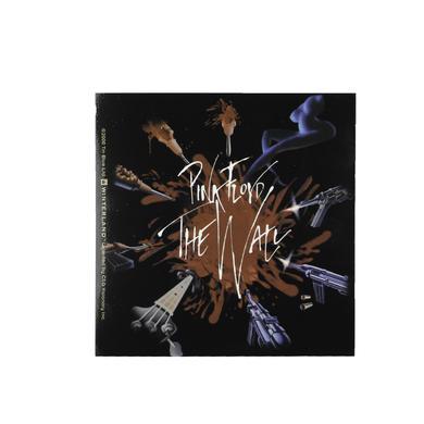 Roger Waters Splatter Logo Sticker