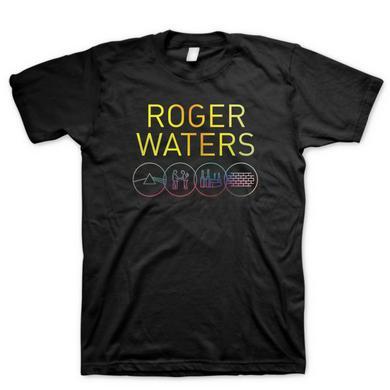 Roger Waters Desert Symbols T-Shirt