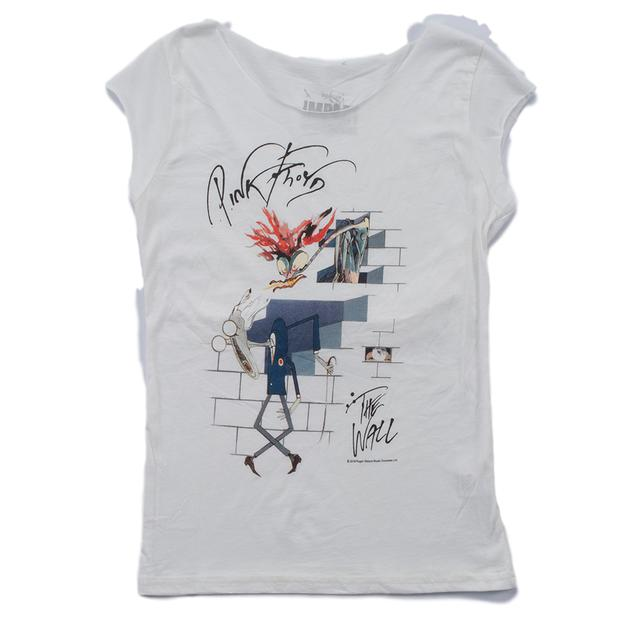 Roger Waters Women's The Wall Illustrated Sleeveless T-Shirt