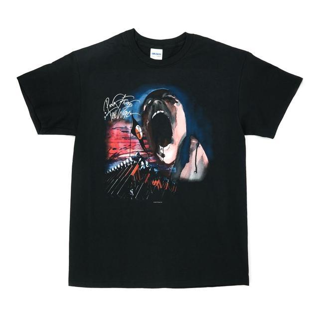 Roger Waters Screaming Blackness T-Shirt