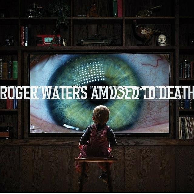 Roger Waters Amused to Death CD
