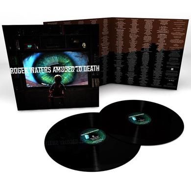 Roger Waters Amused to Death 200 Gram 2LP