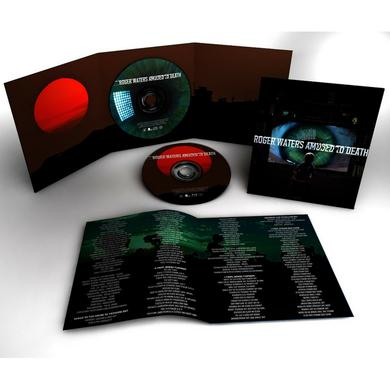 Roger Waters Amused to Death Deluxe CD/BluRay