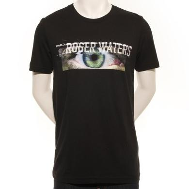 Roger Waters Men's Death Eye Strip T-Shirt