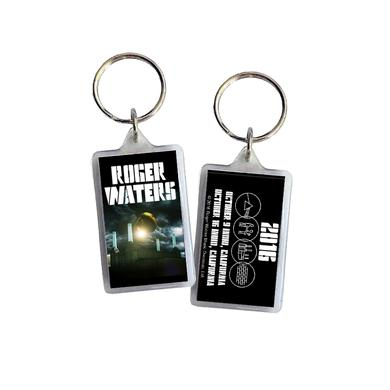 Roger Waters PowerStation & Icons Doom Keychain