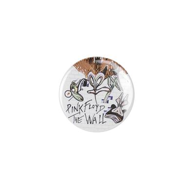 Roger Waters The Wall Mosquito Button