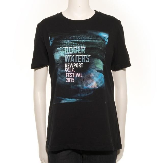 Roger Waters Women's Newport Folk Festival Event T-Shirt