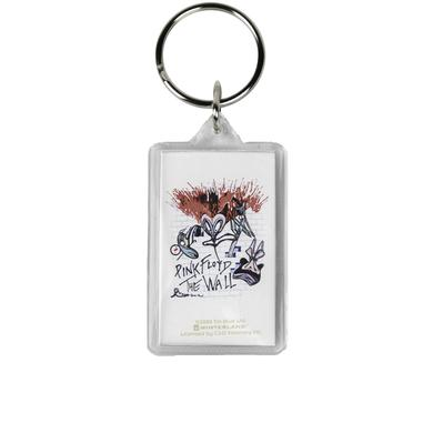 Roger Waters The Wall Mosquito Keychain