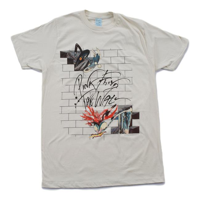 Roger Waters The Wall Illustrated Album Art T-Shirt