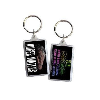 Roger Waters Roger & Icons 2016 Keychain