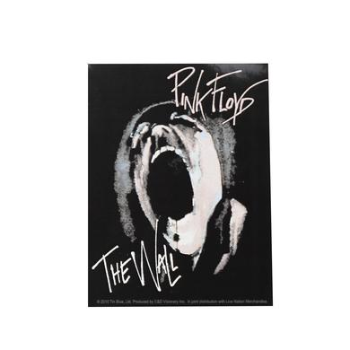 Roger Waters Screaming Wall Sticker