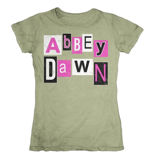 Avril Lavigne Sage Abbey Dawn Tee