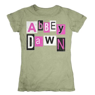 Avril Lavigne Sage Abbey Dawn Tee