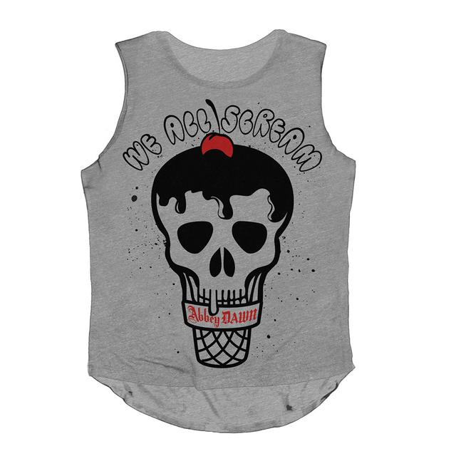 Avril Lavigne Heather Scream Tank