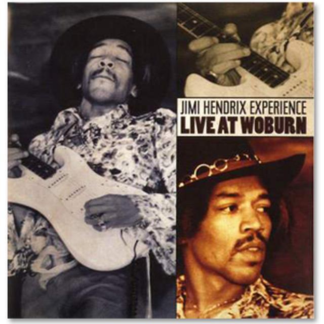 Jimi Hendrix Experience: Live At Woburn CD