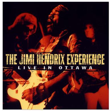 Jimi Hendrix Experience: Live In Ottawa CD