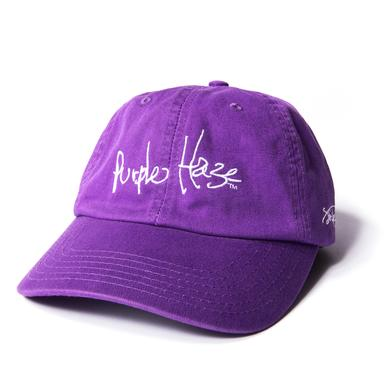 Jimi Hendrix Diamond Supply Co. Purple Haze Dad Hat in Purple
