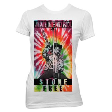 Jimi Hendrix Stone Free Jr T-Shirt